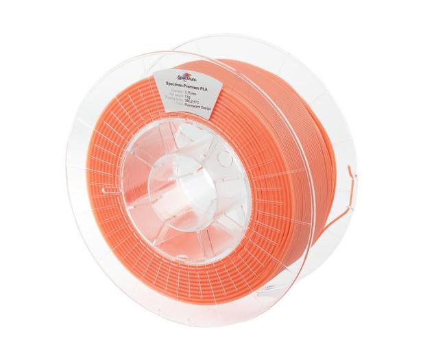 Spectrum PLA Fluo Orange 1kg - 485811 - zdjęcie