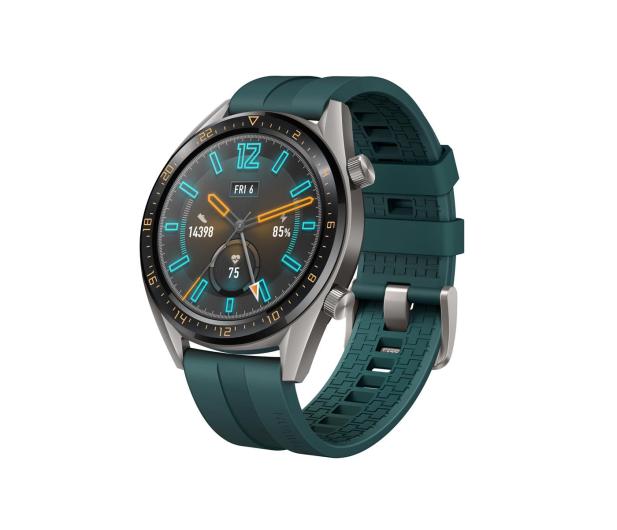 Huawei Watch GT Active zielony - 483723 - zdjęcie