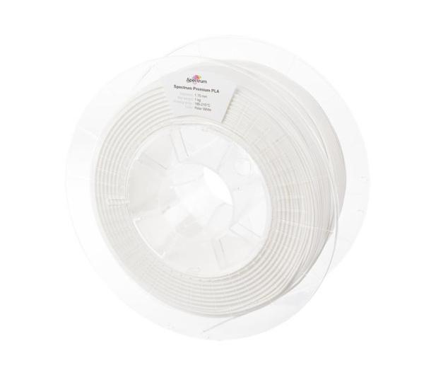 Spectrum PLA Polar White 1kg - 485789 - zdjęcie