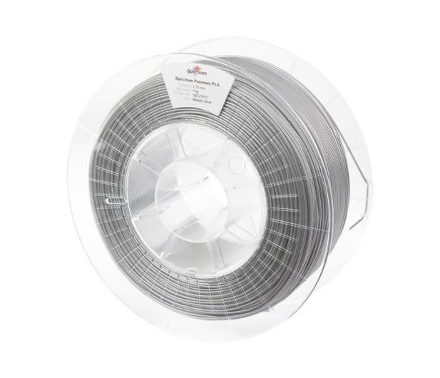Spectrum PLA Silver Metallic 1kg - 486069 - zdjęcie