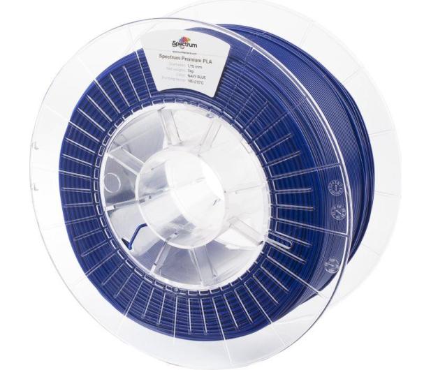 Spectrum PLA Navy Blue 1kg - 485817 - zdjęcie