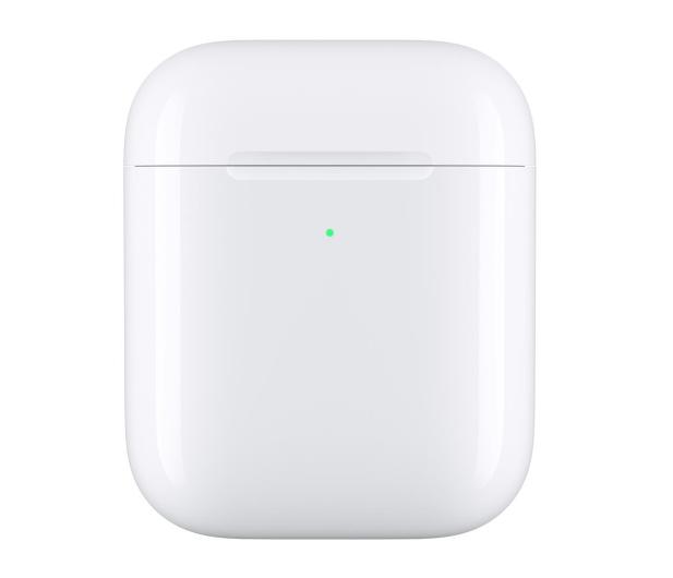 Apple Bezprzewodowe etui ładujące do AirPods  - 487390 - zdjęcie