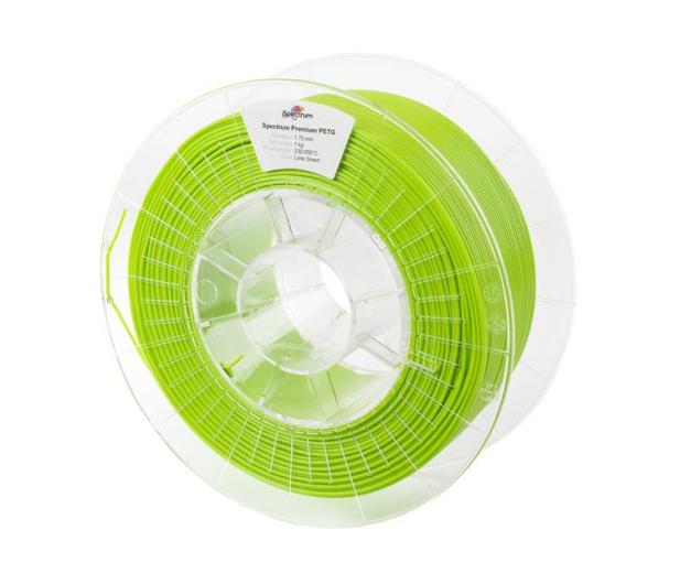Spectrum PETG Lime Green 1kg - 486165 - zdjęcie