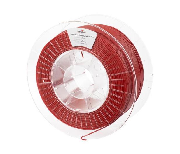 Spectrum PLA PRO Bloody Red 1kg - 486114 - zdjęcie