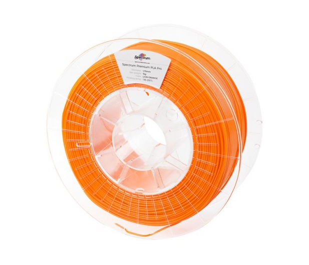 Spectrum PLA PRO Lion Orange 1kg - 486088 - zdjęcie