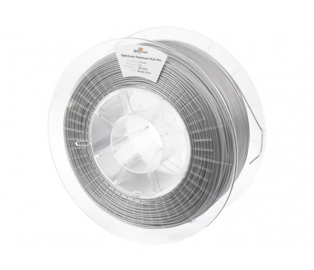 Spectrum PLA PRO Silver Metallic 1kg - 486139 - zdjęcie
