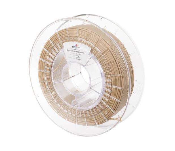 Spectrum PLA SPECIAL Wood 0,5kg - 486159 - zdjęcie
