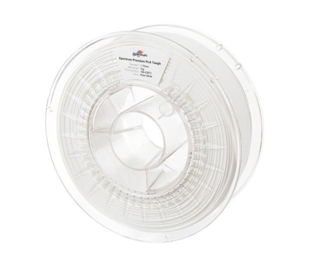 Spectrum PLA TOUGH Polar White 1kg - 486523 - zdjęcie