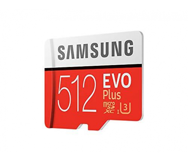 Samsung 512GB microSDXC Evo Plus zapis 90MB/s odcz 100MB/s - 485618 - zdjęcie 4