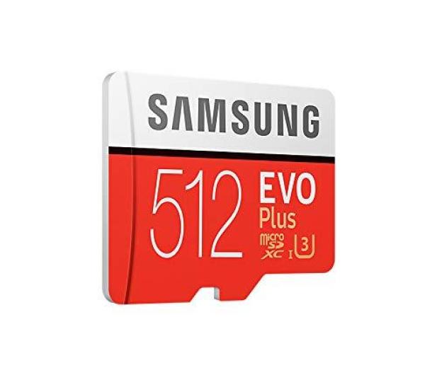 Samsung 512GB microSDXC Evo Plus zapis 90MB/s odcz 100MB/s - 485618 - zdjęcie 2