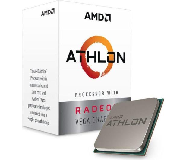 AMD Athlon 240GE - 485209 - zdjęcie 2