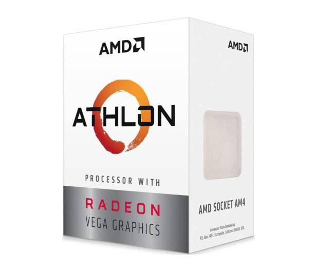 AMD Athlon 240GE - 485209 - zdjęcie