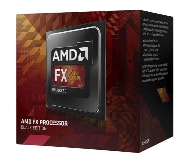 AMD FX X8 8300 3.30 GHz 16MB BOX 95W - 485202 - zdjęcie