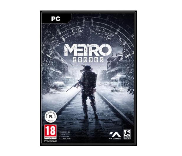 PC Metro Exodus ESD Epic Games Store - 487351 - zdjęcie