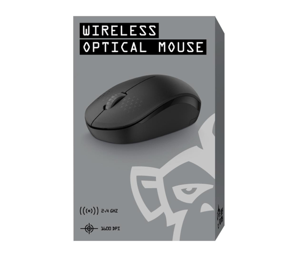 Silver Monkey Wireless Optical Mouse - 487149 - zdjęcie 4