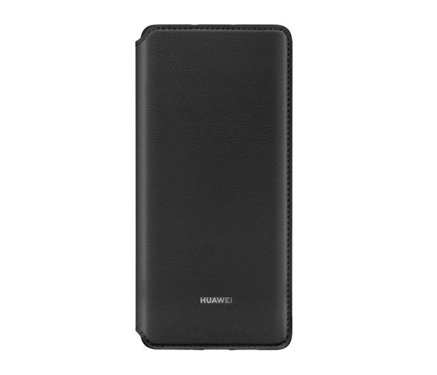 Huawei Wallet Cover do Huawei P30 Pro czarny - 484469 - zdjęcie