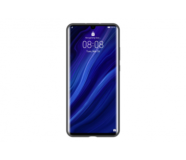 Huawei Silicone Case do Huawei P30 Pro czarny - 484451 - zdjęcie 2