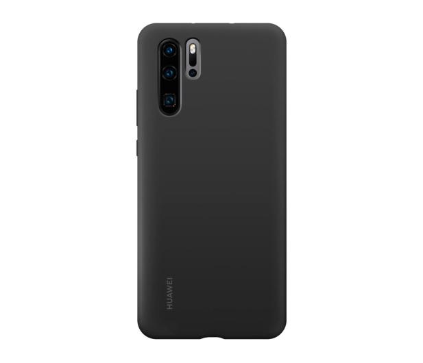 Huawei Silicone Case do Huawei P30 Pro czarny - 484451 - zdjęcie