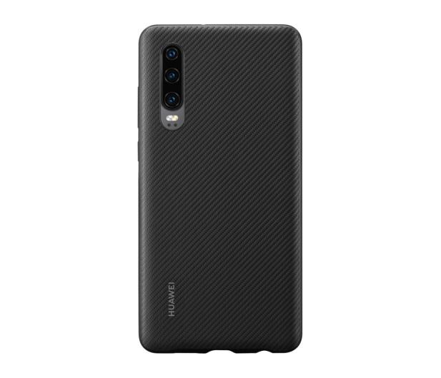 Huawei Plastikowe Plecki do Huawei P30 czarny - 484502 - zdjęcie