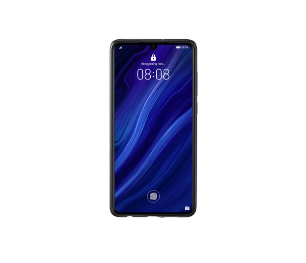 Huawei Plastikowe Plecki do Huawei P30 czarny - 484502 - zdjęcie 2