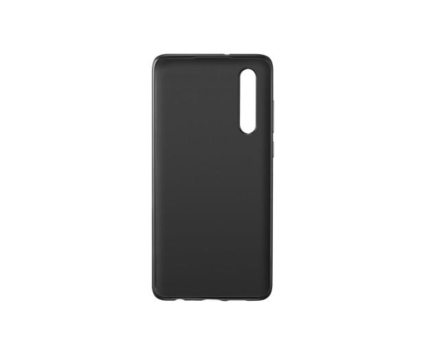 Huawei Plastikowe Plecki do Huawei P30 czarny - 484502 - zdjęcie 4