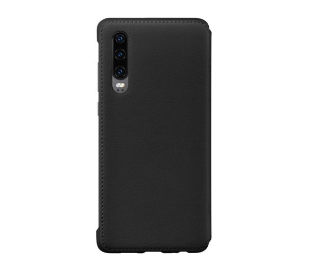 Huawei Wallet Cover do Huawei P30 czarny - 484510 - zdjęcie 2