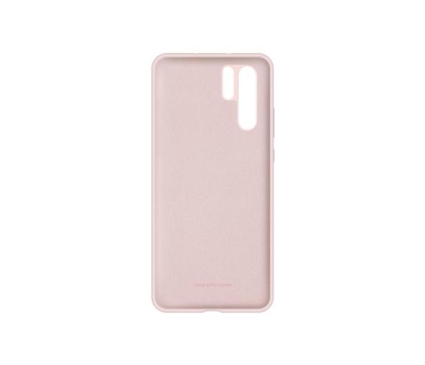 Huawei Silicone Case do Huawei P30 Pro różowy - 484453 - zdjęcie 4