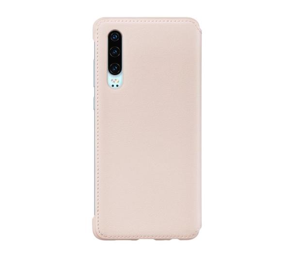 Huawei Wallet Cover do Huawei P30 różowy  - 484511 - zdjęcie 2