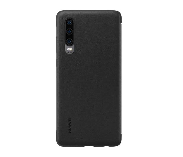 Huawei Smart View Flip Cover do Huawei P30 czarny  - 484507 - zdjęcie 2