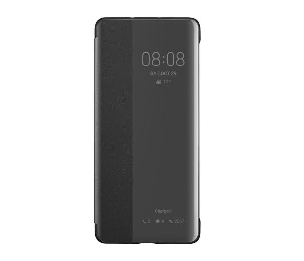 Huawei Smart View Flip Cover do Huawei P30 Pro czarny - 484466 - zdjęcie