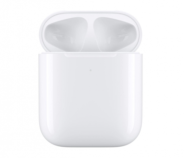 Apple NEW AirPods 2019 z bezprzewodowym etui ładującym - 487388 - zdjęcie 4