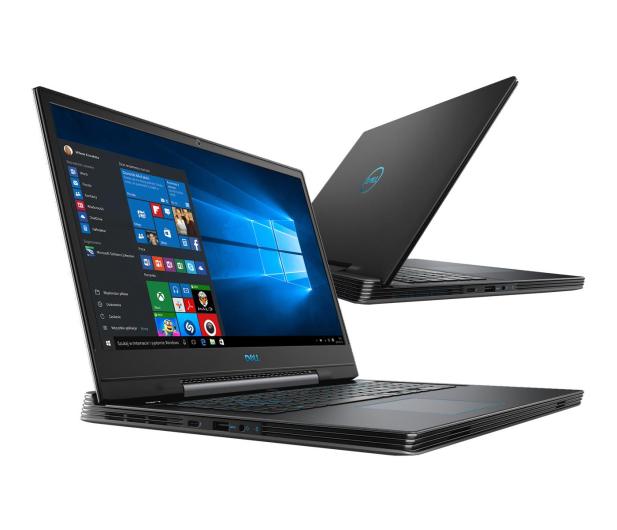 Dell Inspiron G7 i7-9750H/8GB/256+1TB/Win10 RTX2060 - 503015 - zdjęcie