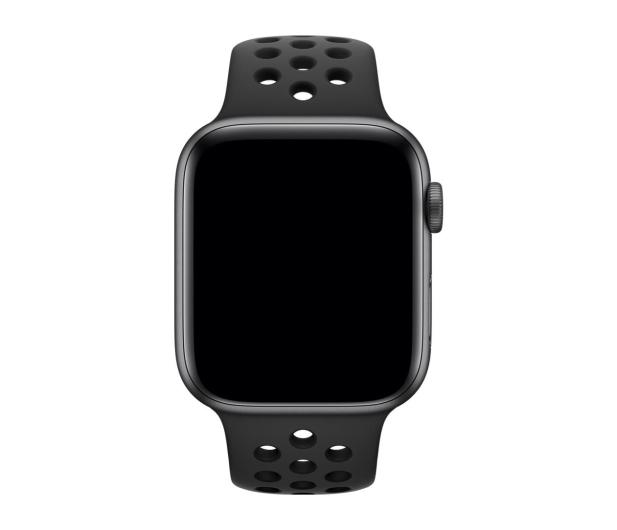 Apple Pasek sportowy Nike czarny do koperty 44mm - 487999 - zdjęcie 2