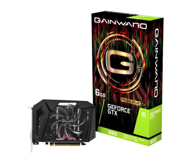 Gainward GeForce GTX 1660 Pegasus OC 6GB GDDR5 - 485775 - zdjęcie