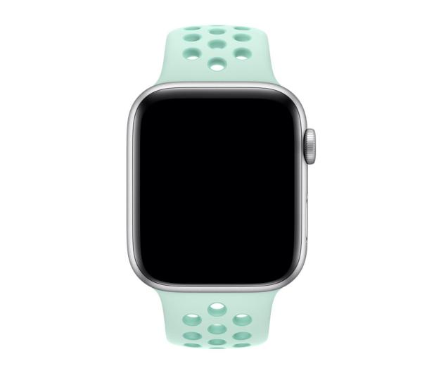 Apple Pasek sportowy Nike miętowy do koperty 44 mm - 487979 - zdjęcie 2