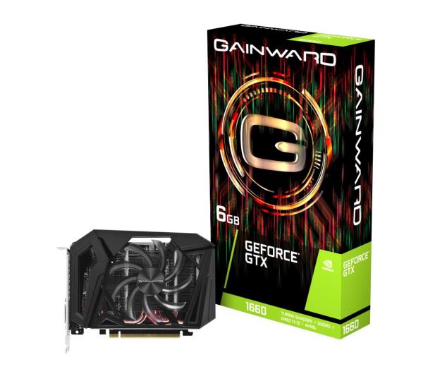 Gainward GeForce GTX 1660 Pegasus 6GB GDDR5 - 485776 - zdjęcie