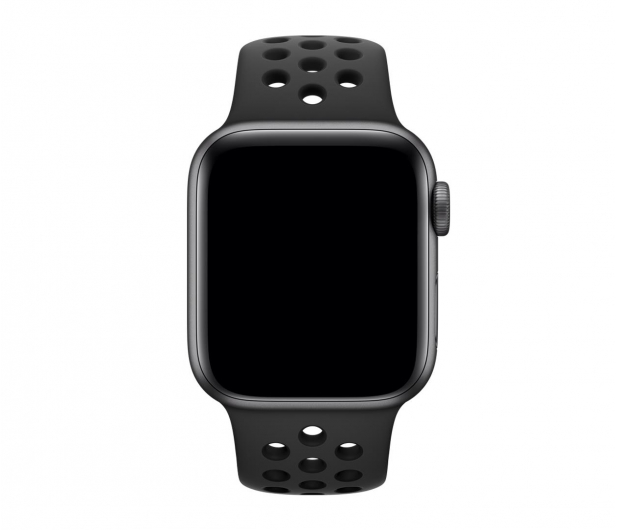 Apple Pasek sportowy Nike antracyt/czarny do koperty 40 - 487883 - zdjęcie 2