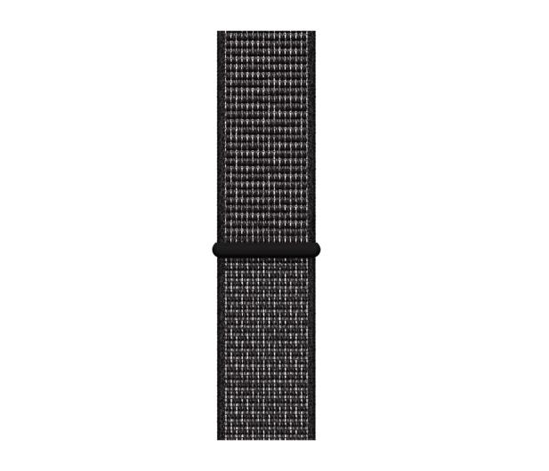 Apple Opaska sportowa Nike czarna do koperty 44 mm - 487990 - zdjęcie 3