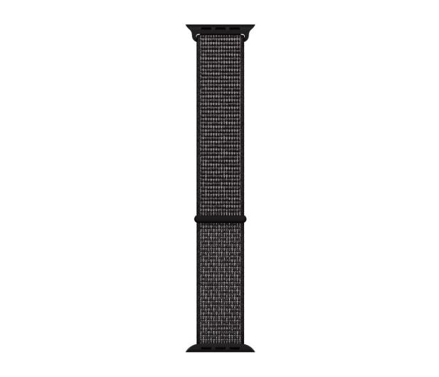 Apple Opaska sportowa Nike czarna do koperty 44 mm - 487990 - zdjęcie