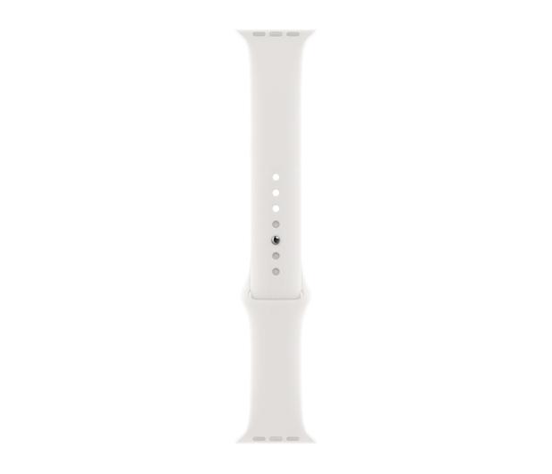 Apple Pasek Sportowy do Apple Watch biały - 487896 - zdjęcie 3