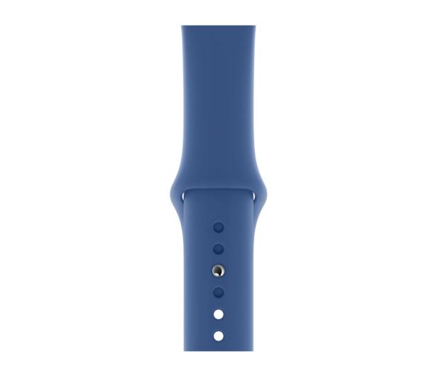 Apple Pasek sportowy niebieski do koperty 44 mm - 487987 - zdjęcie
