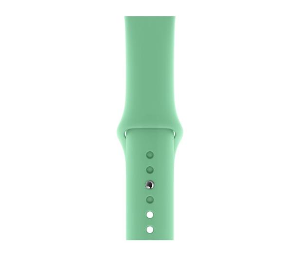 Apple Pasek Sportowy do Apple Watch stonowana mięta - 487983 - zdjęcie