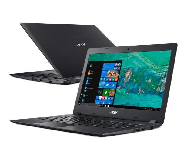 Acer Aspire 1 N5000/4GB/64/Win10 FHD czarny - 488057 - zdjęcie 2