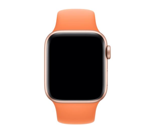 Apple Pasek sportowy pomarańczowy do koperty 40 mm - 487954 - zdjęcie 2