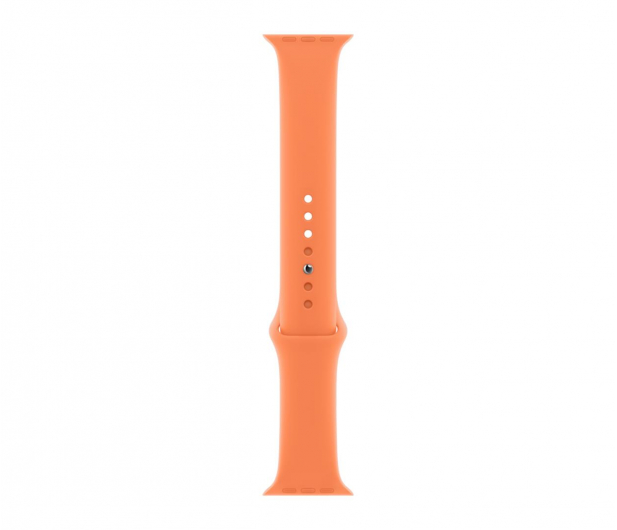 Apple Pasek sportowy pomarańczowy do koperty 44 mm - 487985 - zdjęcie