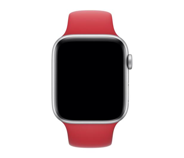 Apple Pasek sportowy RED do koperty 44 mm  - 487998 - zdjęcie 2