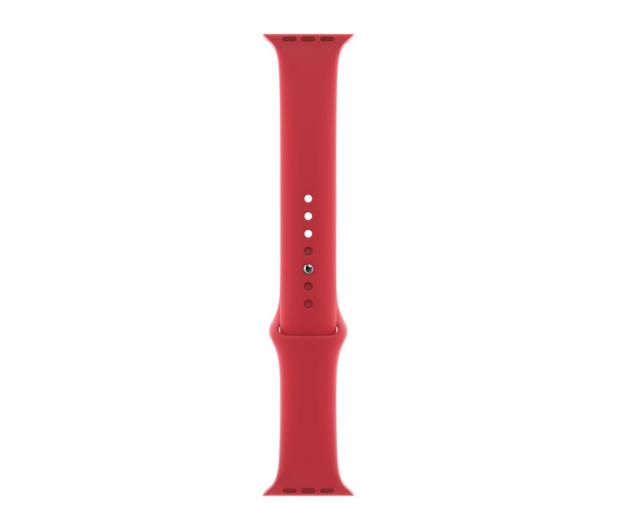 Apple Pasek sportowy RED do koperty 44 mm  - 487998 - zdjęcie