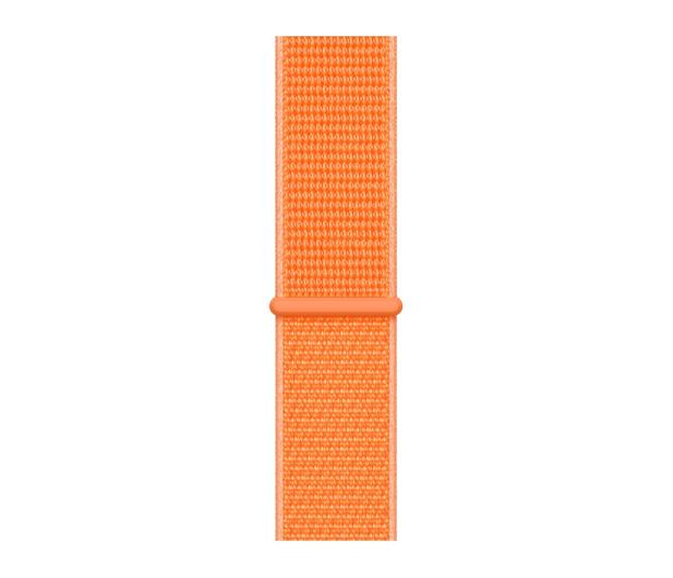 Apple  Opaska sportowa pomarańczowa do koperty 44 mm - 487984 - zdjęcie