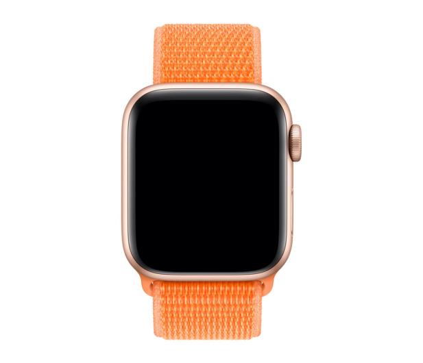 Apple  Opaska sportowa pomarańczowa do koperty 44 mm - 487984 - zdjęcie 2