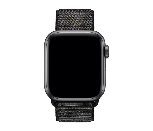 Apple Opaska sportowa czarna do koperty 40 mm - 487885 - zdjęcie 2